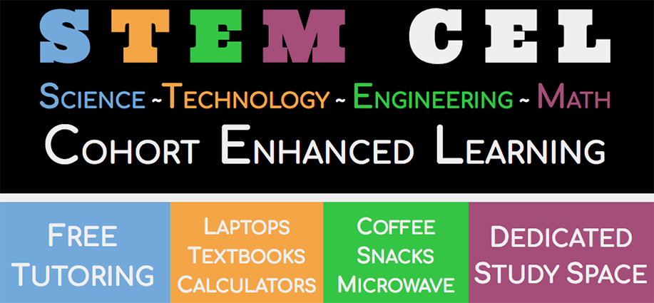 STEM Tutoring Web Page Banner