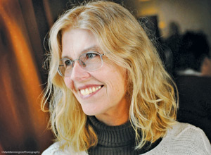 Jane Smiley photograph, from her web site