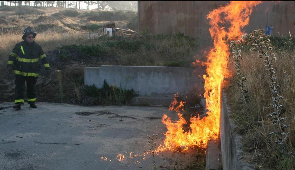 Arson Class-Molotov Cocktail