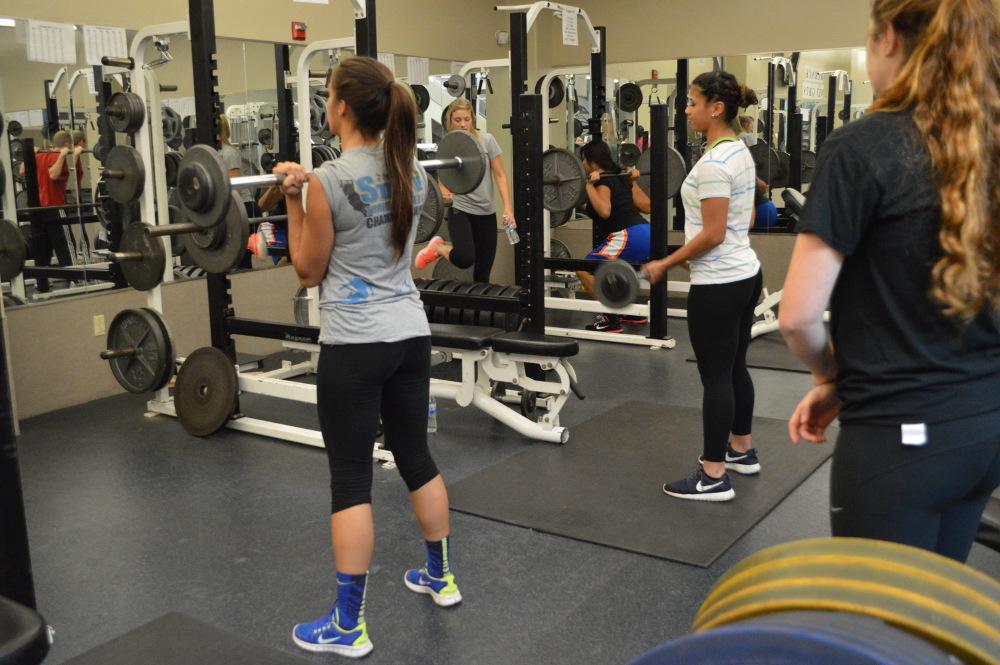 Fitness center photo album monterey peninsula college