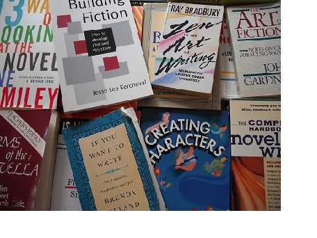 Books about writing fiction