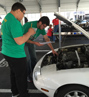 Local High Schoolers Show Off Their Auto Tech Skills