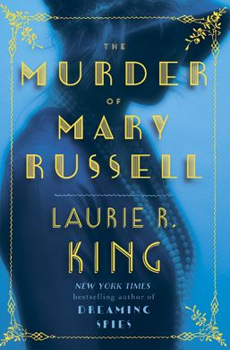 The Murder of Mary Russell book cover