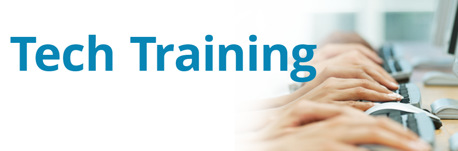 Technical Training website banner