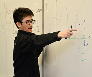Faculty Focus: Jackson Hsu (Mathematics)   News   Monterey
