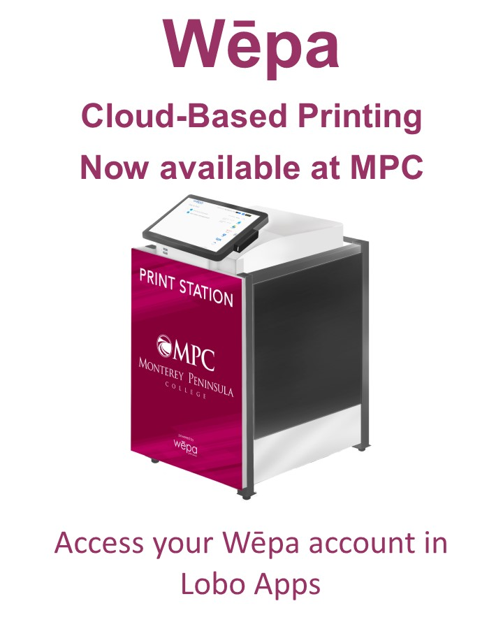 Wepa cloud based printing at mpc