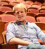 Faculty Focus: Teddy Eck (Theatre Arts)