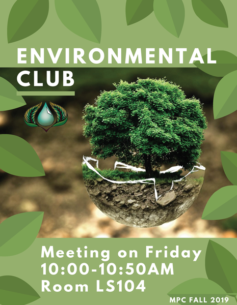 Environmental Club Meeting