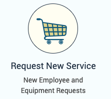 Icon for IT Service requests