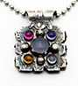 Photo-Cynthia-Rand-Thompson-Fused-Soldered-Pendant-with-Stones-2019-thumbnail