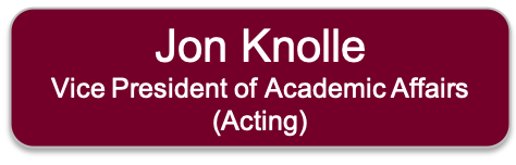 Jon Knolle VP Button