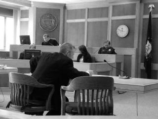 DA Courtroom